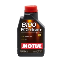 MOTUL 8100 Eco-Clean+ 5W30, 1л 101580