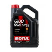 MOTUL 6100 Save-Nergy 5W30, 5л 107953