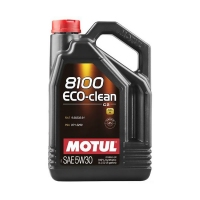MOTUL 8100 Eco-Clean 5W30, 5л 101545